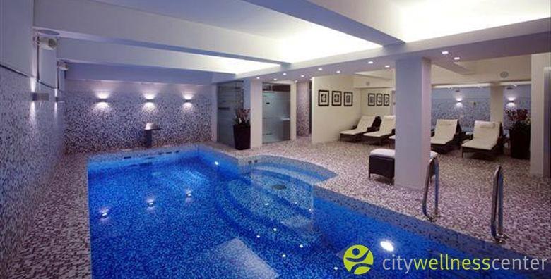 Wellnes oaza za dvoje - 2 sata korištenja bazena i sauna