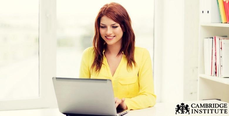 Cambridge Institut - engleski jezik, online tečaj