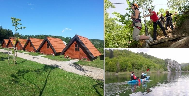 Ljetni kamp u Parku prirode Velebit - 7 noćenja i aktivnosti