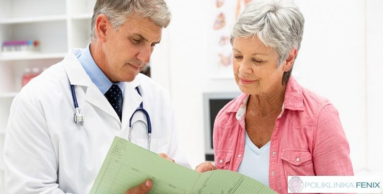 Ultrazvuk srca, EKG snimanje i kardiološki pregled