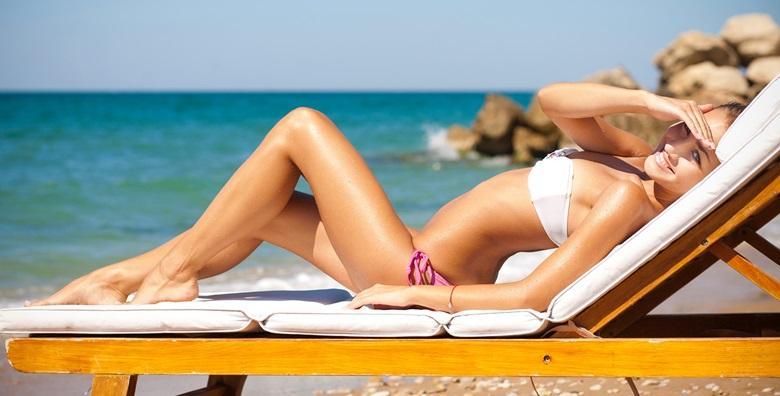 IPL - trajno uklanjanje dlačica cijelog tijela