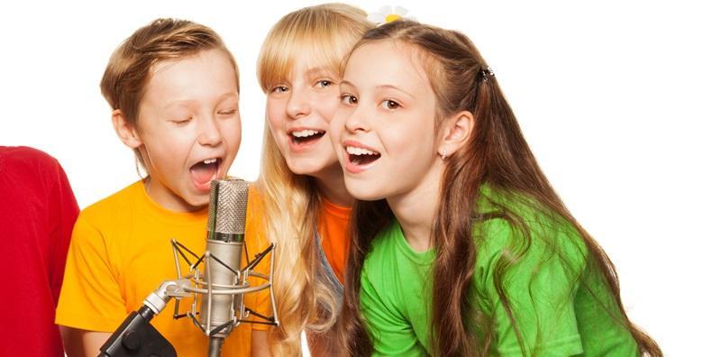 Škola solo pjevanja za djecu, mjesec dana