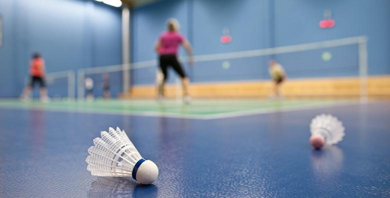 Badminton za djecu ili odrasle - mjesec dana uz opremu