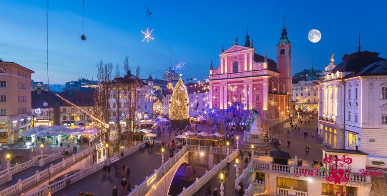 Advent u Ljubljani*** - 2 dana s doručkom za 2 osobe