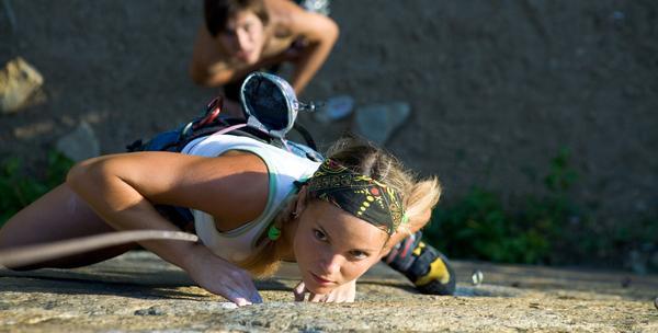 Tečaj sportskog penjanja na stjenama Sljemena