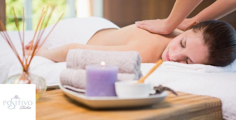 2 klasične masaže leđa