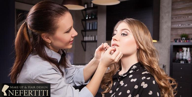 Make-up radionice u trajanju 4 sata