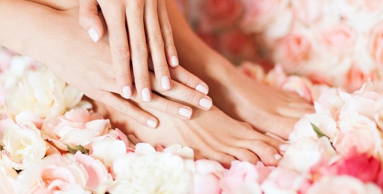 Manikura i Shellac trajni lak na rukama ili nogama