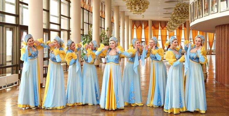 Voronješke djevojke u Lisinskom - 1 ulaznica