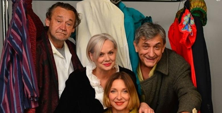 Predstava Čehontijada u Lisinskom – zanimljiv kazališni prikaz 4 djela u jednoj izvedbi sjajnih glumaca 29.10. za samo 40 kn!