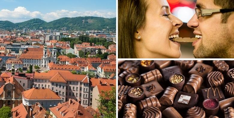 Graz i tvornica čokolade Zotter
