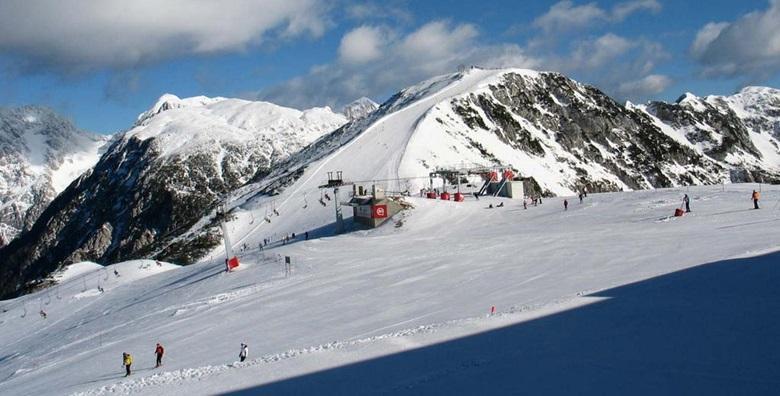 Skijanje na Krvavcu - 3 dana za dvoje
