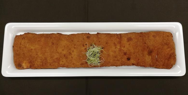 Pureći ili svinjski zagrebački odrezak 50 cm