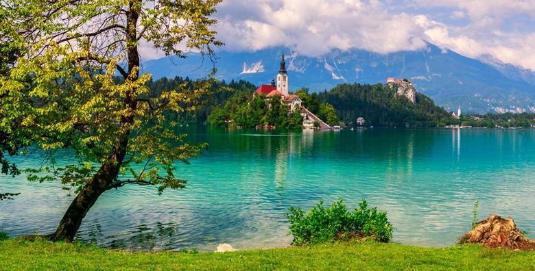 Bled i Ljubljana - izlet s prijevozom
