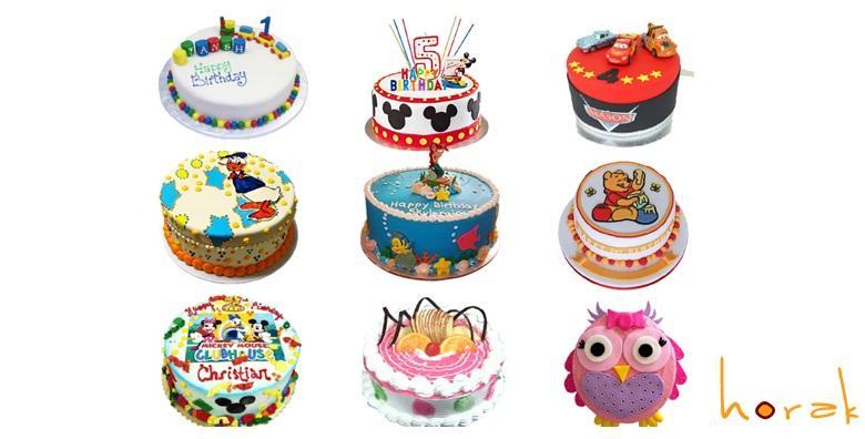 Rođendanska torta po izboru