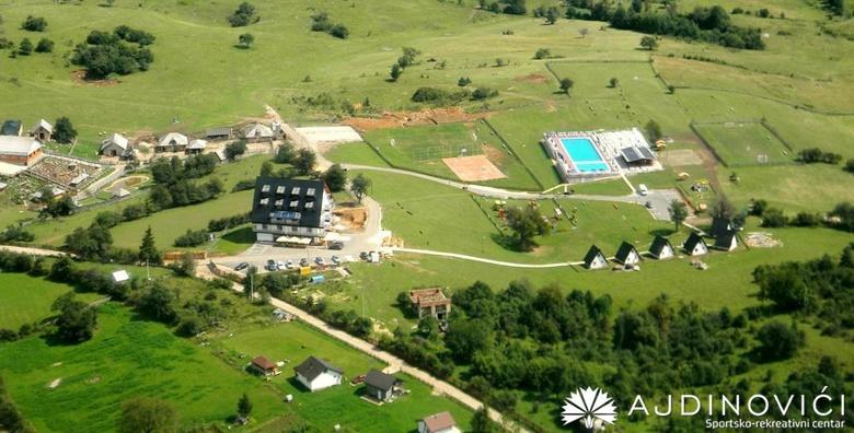 [BIH, ALL INCLUSIVE] 5 dana za 1 osobu u hotelu uz sve obroke, bazene, saune, sportske terene i fitness u SRC Ajdinovići za 888 kn!
