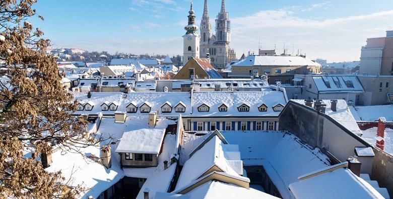 Zagreb*** - 3 dana za dvije osobe u studio apartmanima