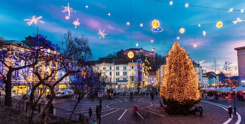 Advent u Ljubljani i Postojnskoj - izlet s prijevozom