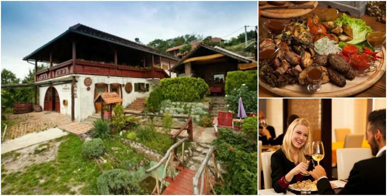 Martinje u Eko selu Gradunje - ručak ili večera za 1 osobu