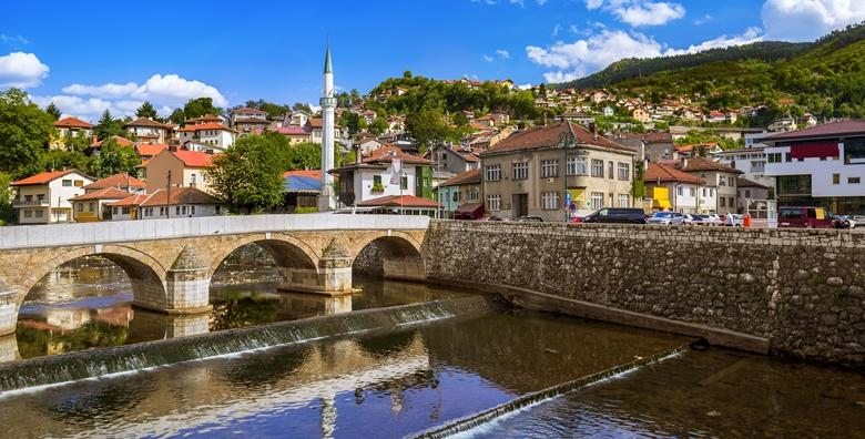 Sarajevo**** - 3 dana s doručkom za dvoje