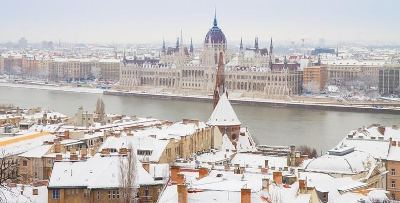 Advent u Budimpešti**** - 3 dana s doručkom i prijevoz