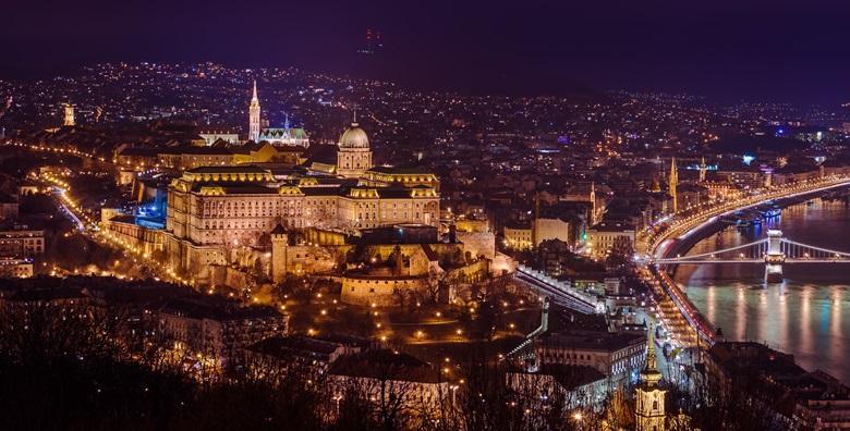 Advent u Budimpešti**** - 2 dana s doručkom i prijevozom