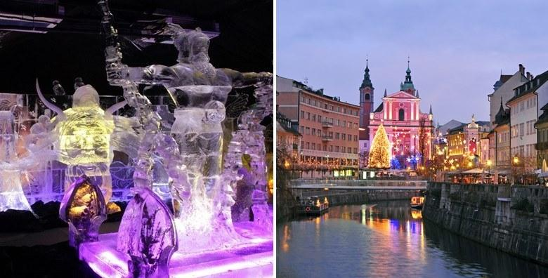 Advent u Ljubljani i Ledena zemlja -garantirani izlet