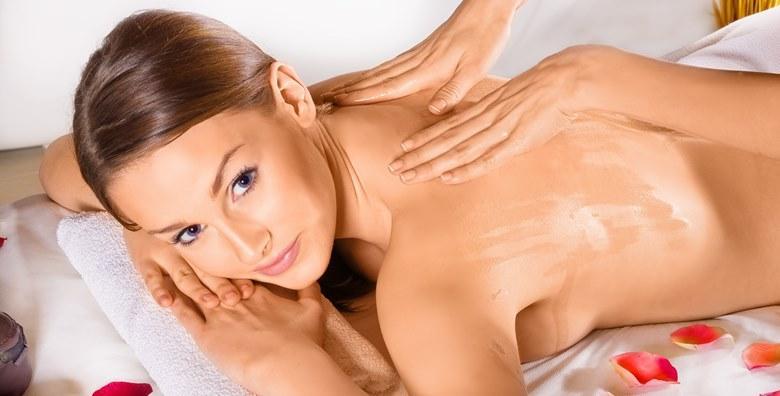 2 masaže leđa ili masaža cijelog tijela od 89 kn!