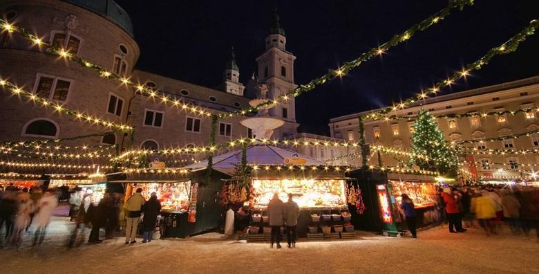 Advent u Salzburgu i Hallstatt - izlet s prijevozom