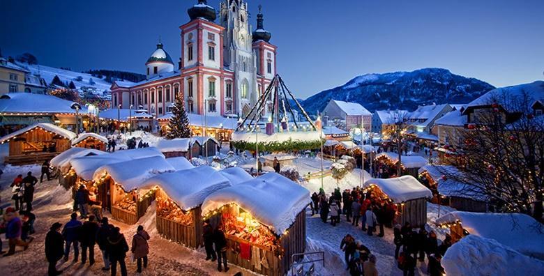 Advent u Austriji - izlet s prijevozom