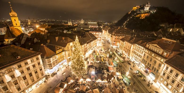 Advent u Grazu i shopping u Seiersbergu - izlet