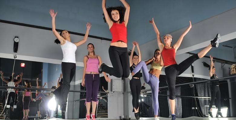 Piyo, TRX ili Workout - mjesec dana grupnih treninga