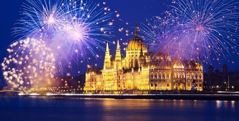 Nova godina u Budimpešti**** - 3 dana s doručkom i prijevoz