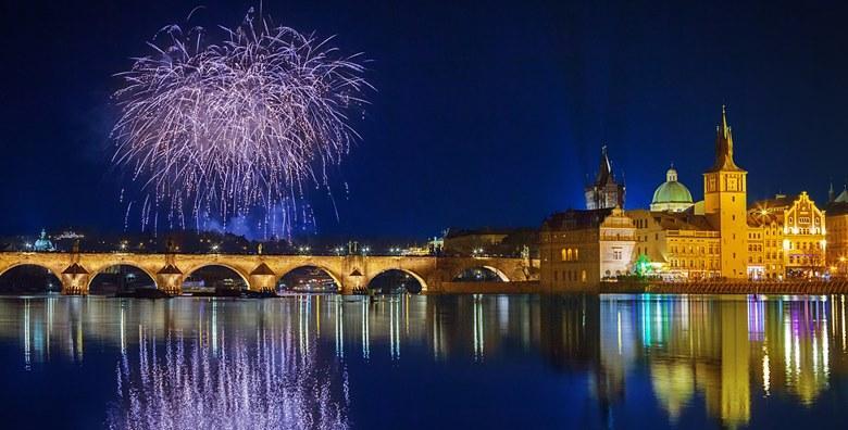Nova godina u Pragu - 4 dana s doručkom i prijevozom