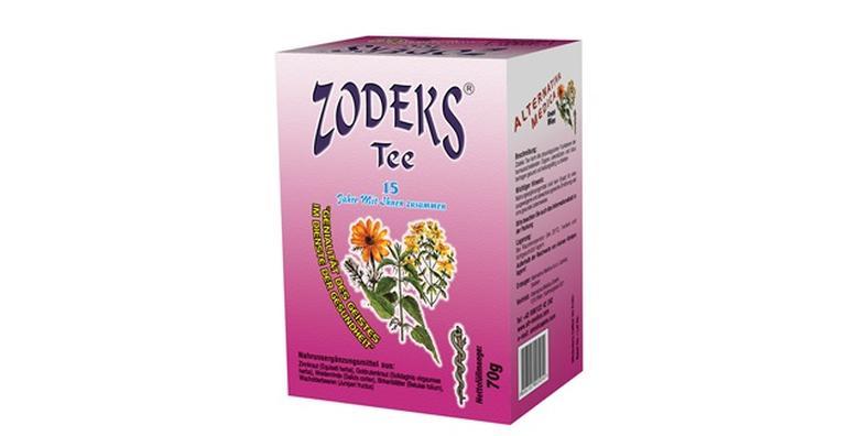 Zodeks čaj 70g