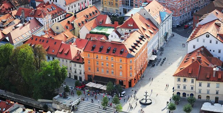 Ljubljana, Hotel Asteria*** - 2 dana za dvoje