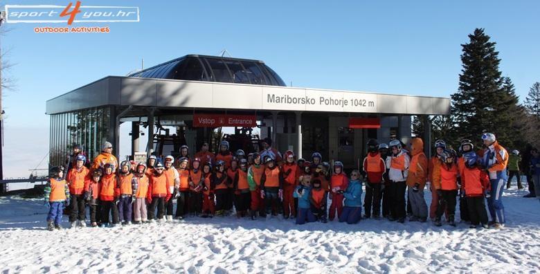 Škola skijanja na Pohorju*** - 4 ili 5 dana