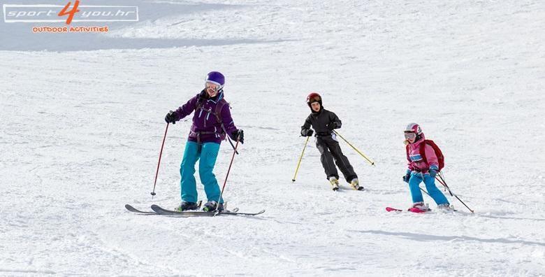 Pohorje - škola skijanja/bordanja za djecu