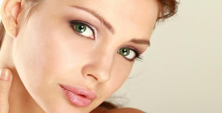 Dijamantna mikrodermoabrazija s masažom lica