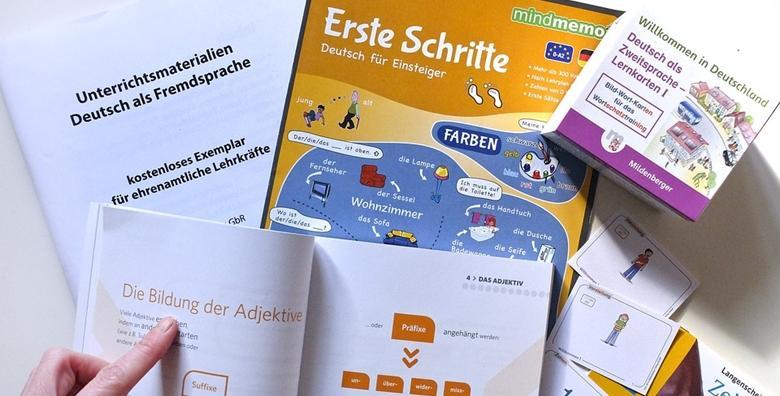 Njemački jezik - tečaj razine A1 ili A2