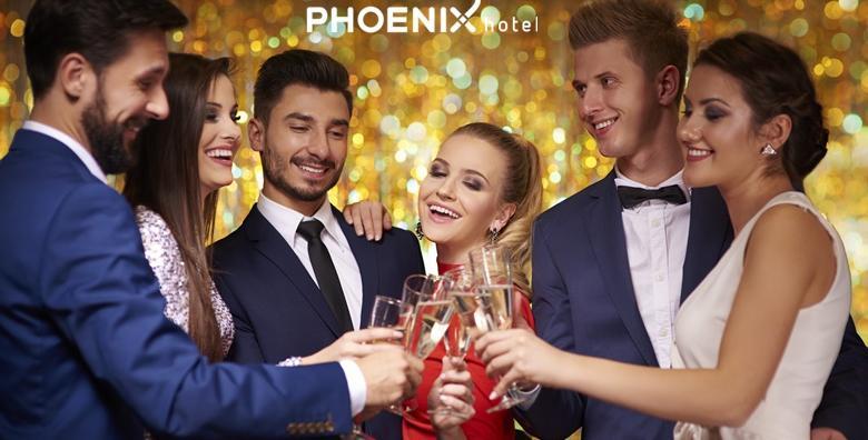 Doček Nove all inclusive - Hotel Phoenix****