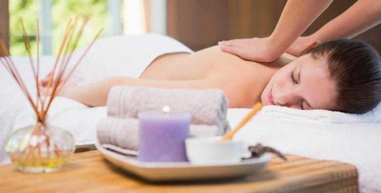 Medicinska masaža cijelog tijela i infracrvena sauna