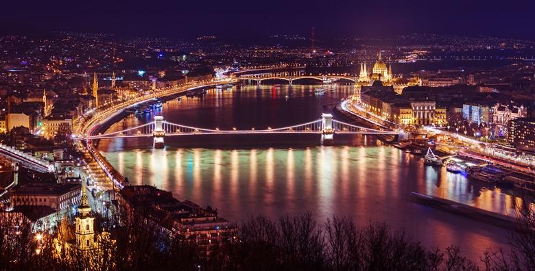 Budimpešta - 2 dana s prijevozom i polupansionom u hotelu***