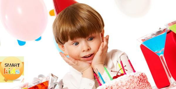 Proslava dječjeg rođendana u Vašem domu za 390kn