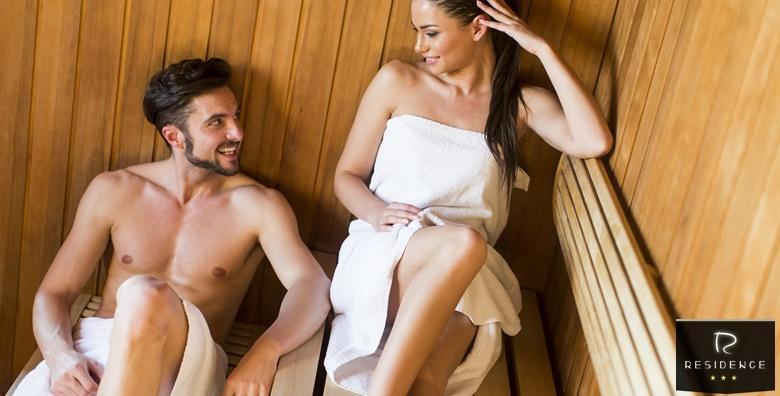 Wellness dan za dvoje - sauna, relax soba, fitness, masaža