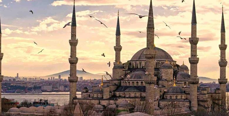 Istanbul**** - 4 dana za dvoje uz povratni let i pristojbe