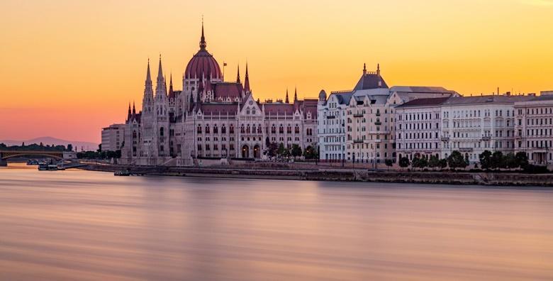 Budimpešta**** - 3 dana s doručkom i prijevozom