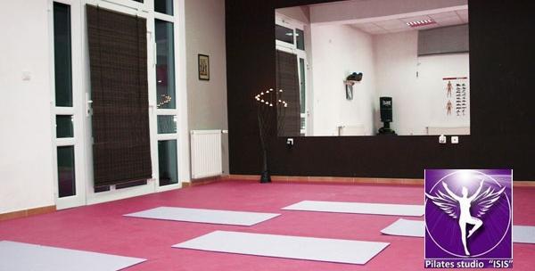 Pilates - mjesečna članarina dva puta tjedno
