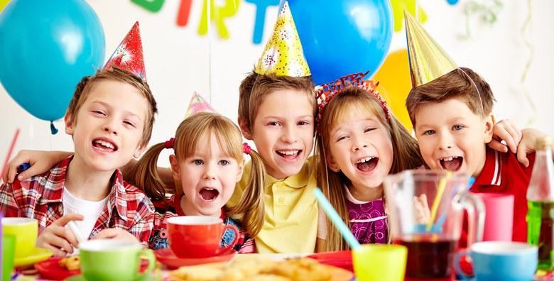 Kreativna rođendaonica M ili XL paket do 15-ero djece
