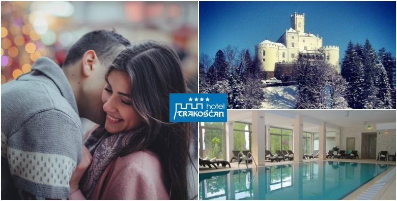 Valentinovo u Hotelu Trakošćan**** - 2 ili 3 dana za dvoje